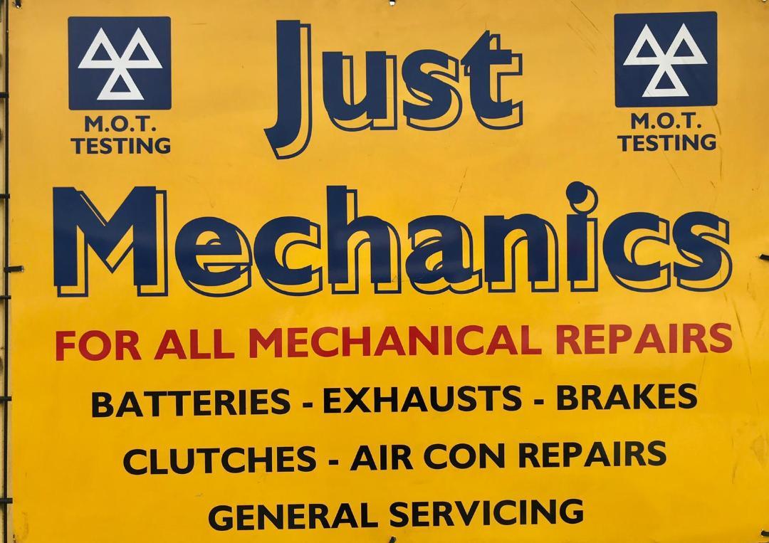 Just Mechanics