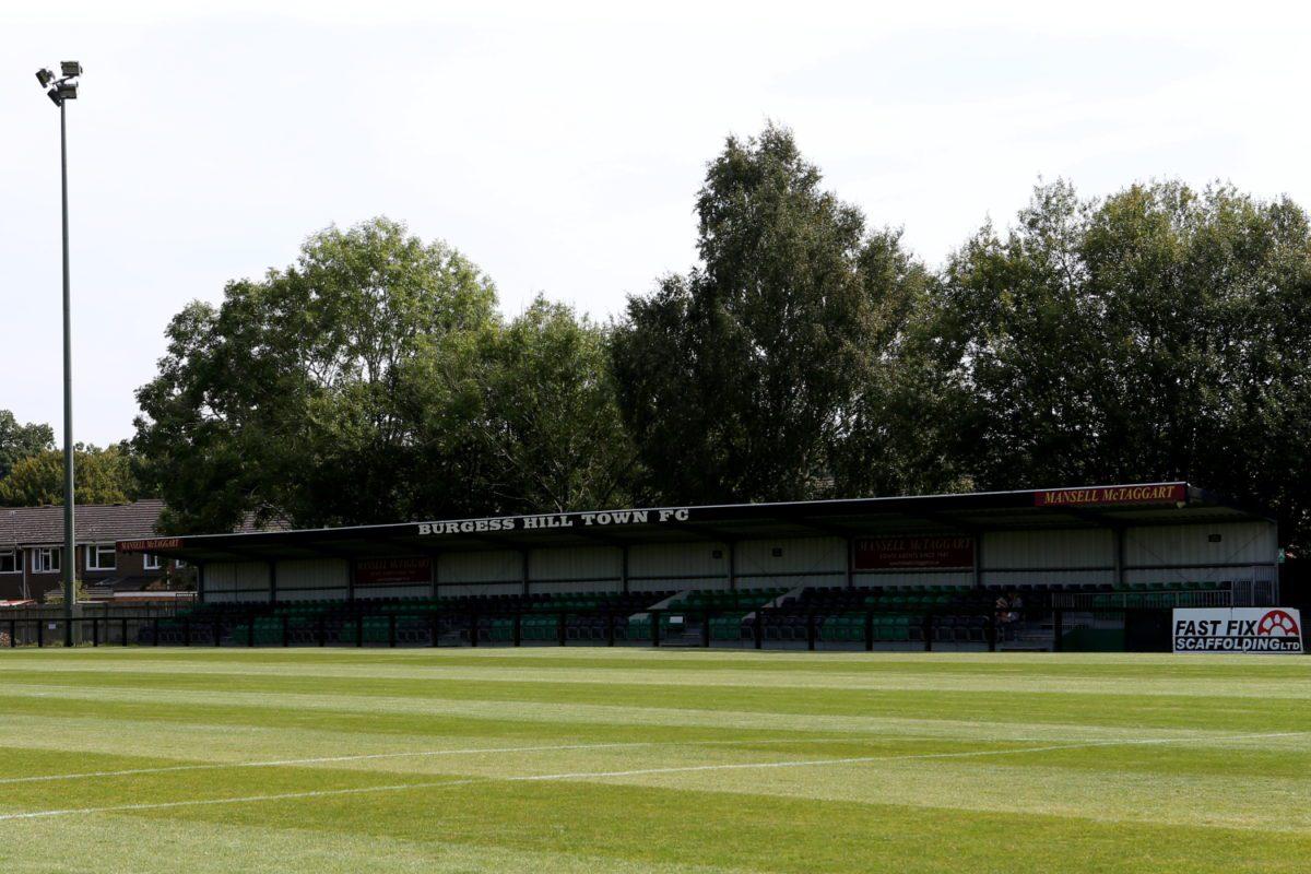 Statement: Isthmian League Fixture Restart