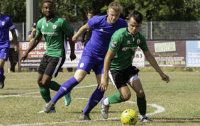 Highlights: BHTFC 1 Haywards Heath 2