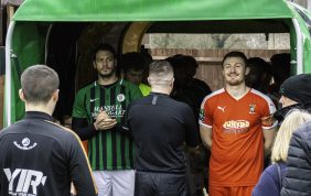 Highlights: BHTFC 0 Folkestone 0