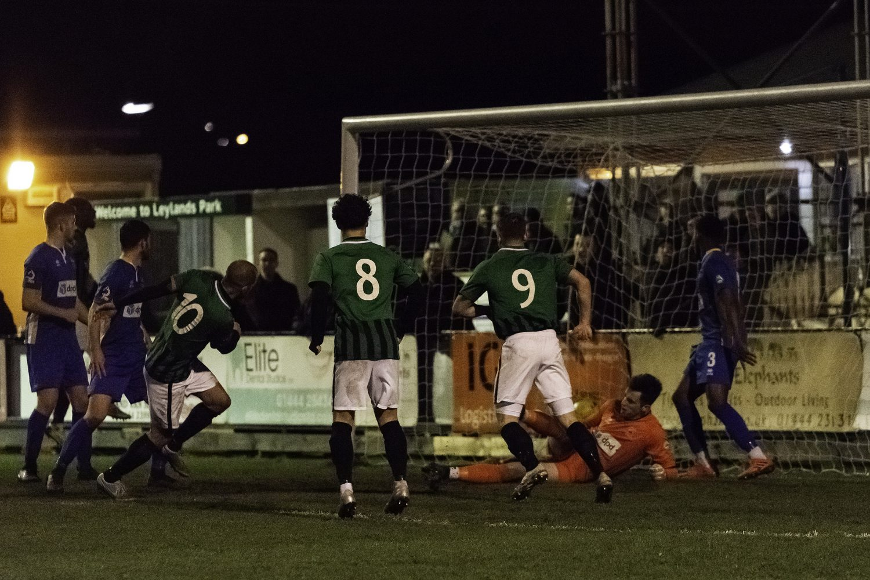 Highlights: BHTFC 1 Eastbourne Borough 0