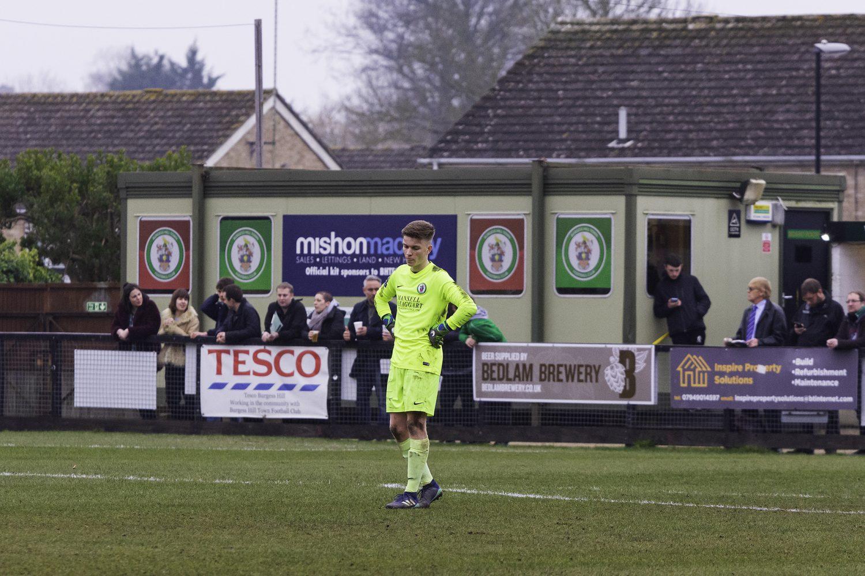Highlights: BHTFC 0 Tonbridge Angels 4