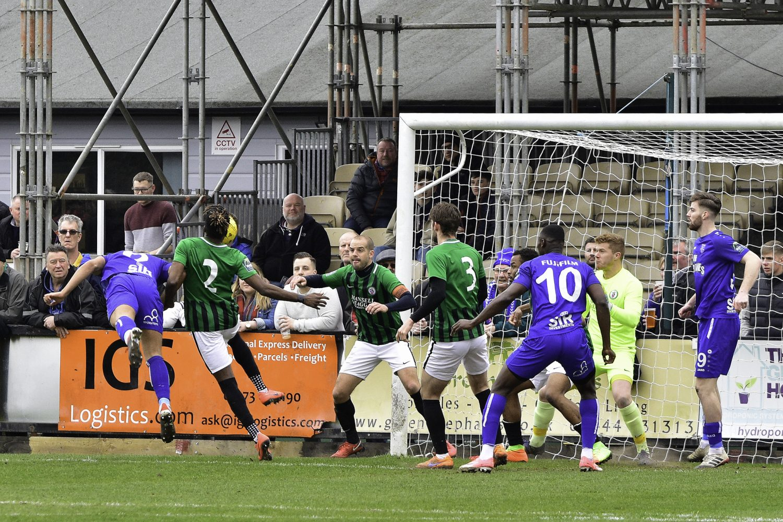 Highlights: BHTFC 0 Margate 2