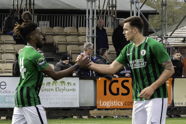Highlights: BHTFC 2 Corinthian-Casuals 1