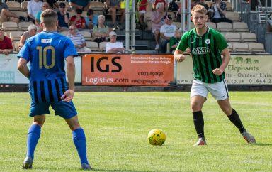 Highlights: BHTFC 0 Sevenoaks Town 3
