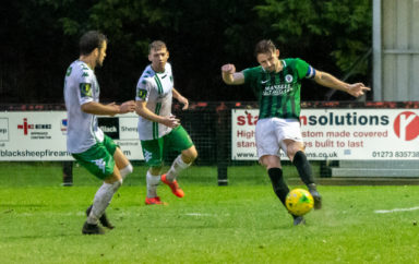 Hillians Look To Build Against The Brickies