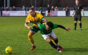Highlights: BHTFC 0 Ashford United 7