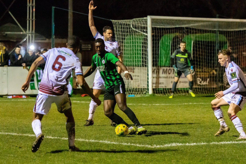 Highlights: BHTFC 1 Hastings United 3