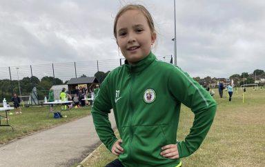 Girls Football Open Day