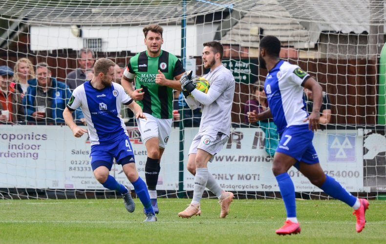 Highlights: BHTFC 1 Haywards Heath Town 1