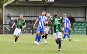 Highlights: BHTFC 2 Ware 0