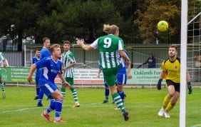 Report: Chichester City 2 Faversham Town 1