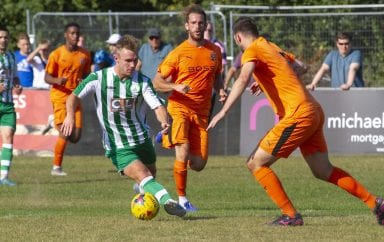 Report: Hartley Wintney 0 Chichester City 0