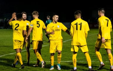 Report: Phoenix Sports 2 Chichester City 3