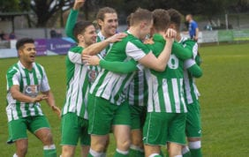 Report: Chichester City 2-2 Burgess Hill Town
