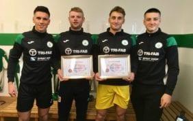 Chi Win FA Cup Awards