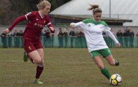 Be a part of Women's football returning to Oaklands Park