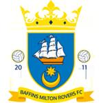 Baffins Milton Rovers Logo