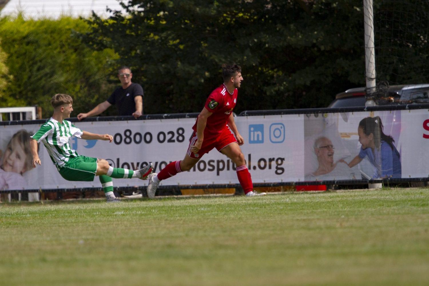 Gallery : Worthing FC
