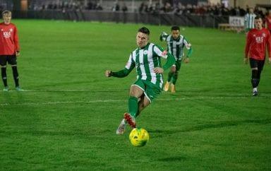Chichester City 5-1 Saltdean United
