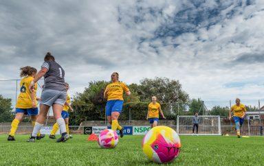 Give Womens Football A Go