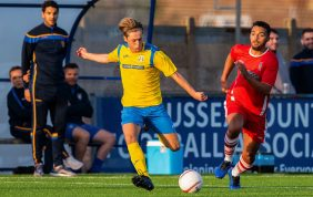 Lancers Bow Out Of The FA Cup
