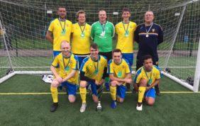 Disability Team Win West Ham Tournament