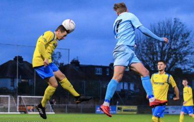 Report: Crawley Town 7 – 0 Lancing