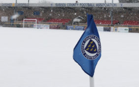 Merry Christmas From All At Lancing FC