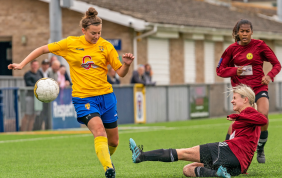 Vitality Women's FA Cup Comes To Culver Road