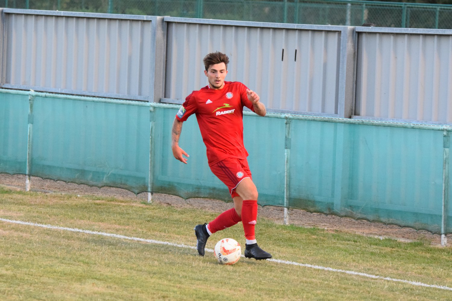 Four-midable Reds Give Selsey The Blues