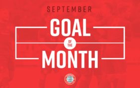 Goal Of The Month – September