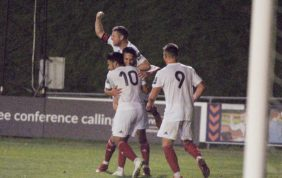 Out Of The Dripping Pan, Into The Fire, As Reds Edge Thriller