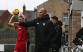 Hinshelwood prepared for tough FA Trophy tie