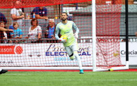 Worthing's goalkeeper search gathering pace