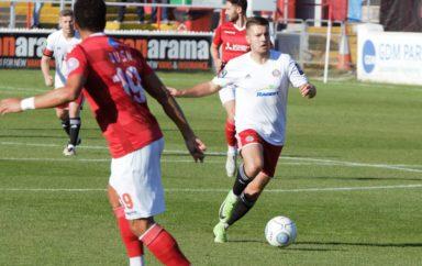 HIGHLIGHTS: Ebbsfleet 4-0 Worthing [A] – FA Cup