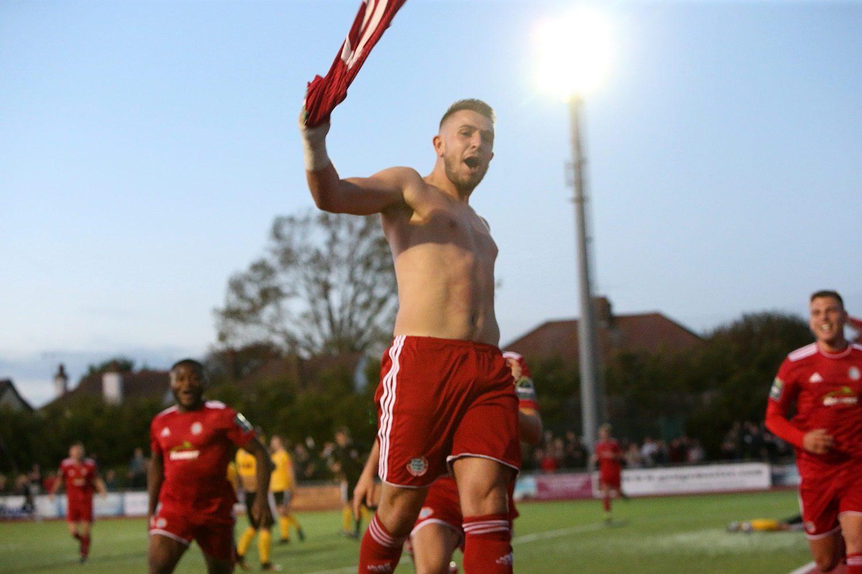 HIGHLIGHTS: Worthing 3-2 Folkestone Invicta [H] – League