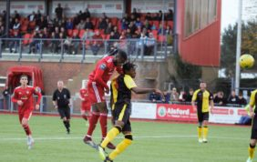 Gallery: Chesham United [H] – FA Trophy