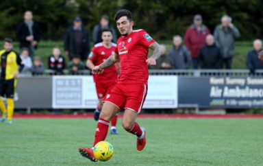 HIGHLIGHTS: Enfield Town 1-4 Worthing [A] – League