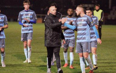 Hinshelwood gives injury update ahead of Velocity Trophy tie
