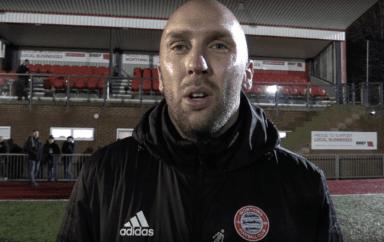Post Match Interview: Bishop's Stortford [H] – League