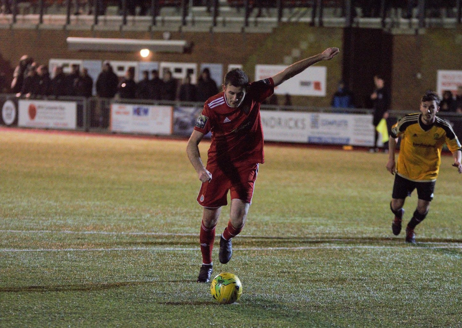 HIGHLIGHTS: Worthing 1-3 Merstham [H] – Velocity Trophy