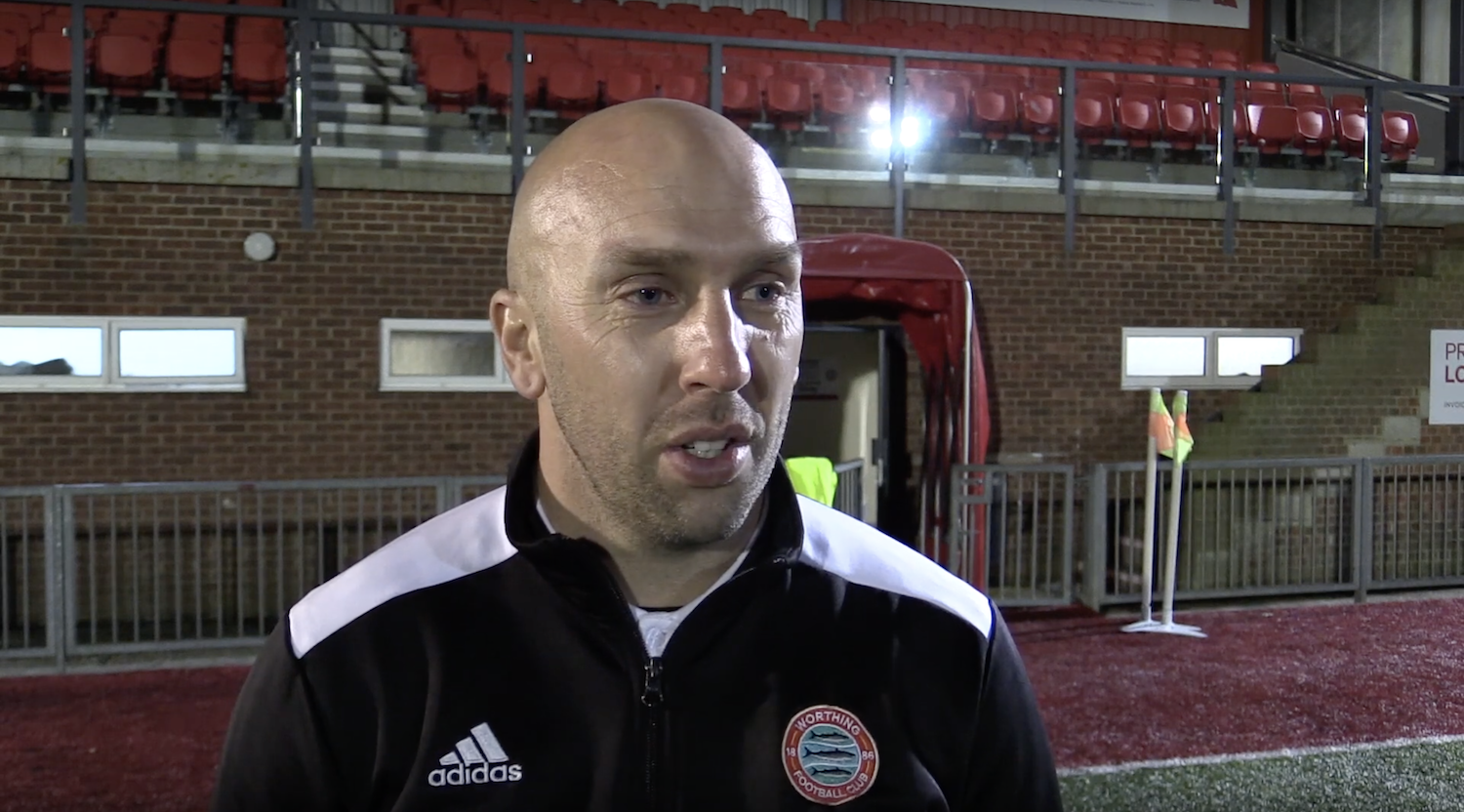 Post Match Interview: Merstham [H] – Velocity Trophy