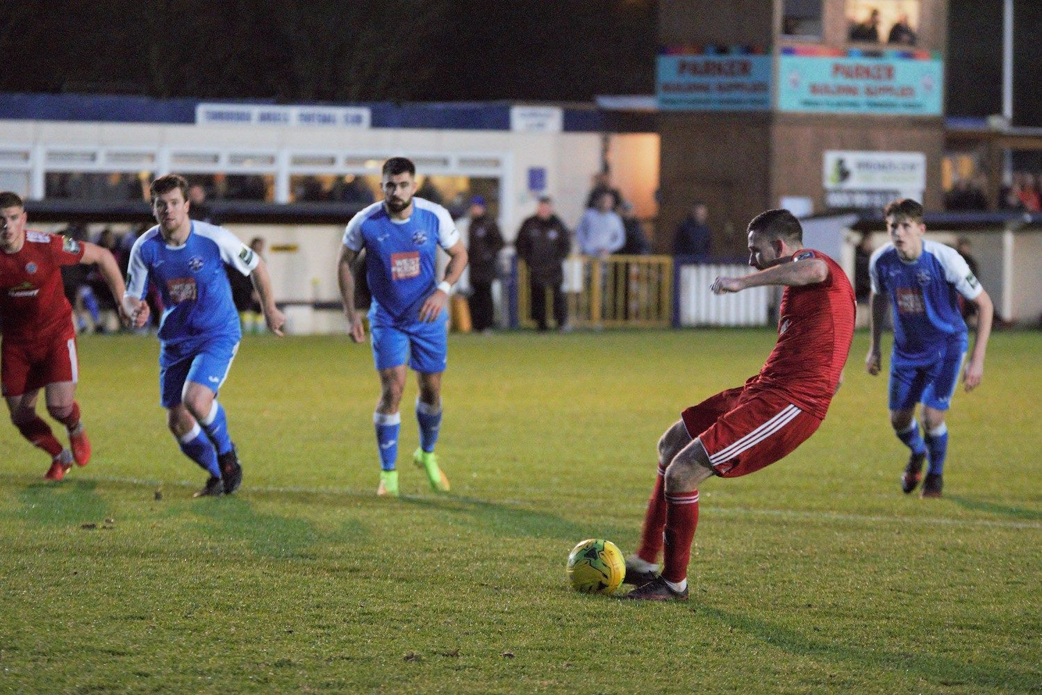 HIGHLIGHTS: Tonbridge Angels 1-2 Worthing [A] – League