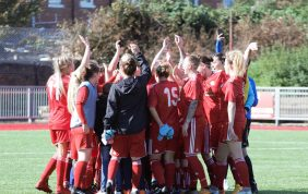 HIGHLIGHTS: Ladies 2-0 Eastbourne United [H] – League