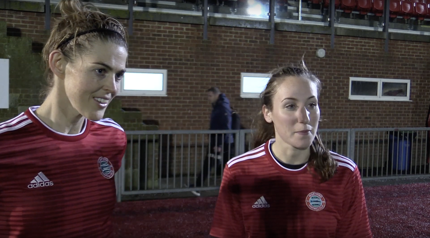 Post Match Interview: Eastbourne United Ladies [H] – League