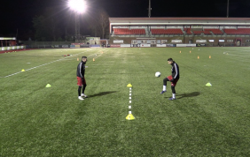 TWO TOUCH TUESDAY: Episode 1