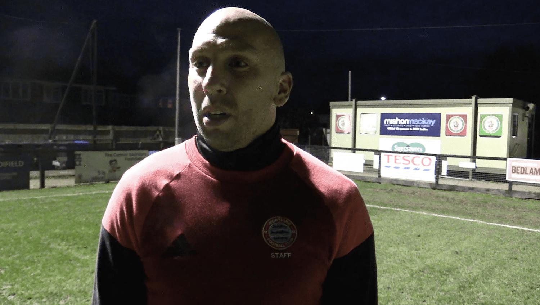 Post Match Interview: Burgess Hill [A] – League