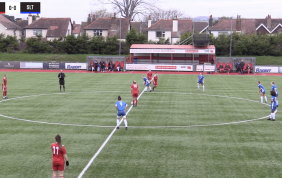 HIGHLIGHTS: Ladies 0-1 Saltdean United [H] – League
