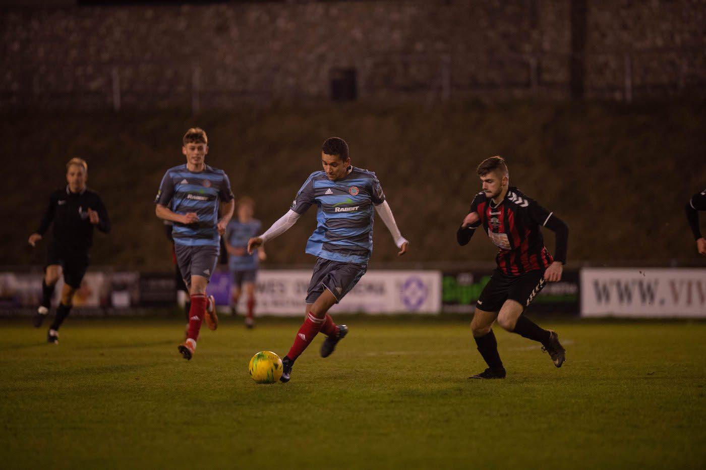 HIGHLIGHTS: Lewes U18 5-0 Worthing U18  [A] – League
